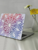 "cheap iPhone Cases-MacBook Case Lace Printing PVC(PolyVinyl Chloride) for New MacBook Pro 15-inch / New MacBook Pro 13-inch / New MacBook Air 13"" 2018"
