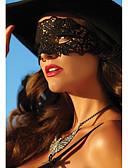hesapli Seksi Organlar-Kadın's Etekler - Solid Dantel Siyah YAKUT Tek Boyut / Jartiyerler ve Askıları / Süper Seksi