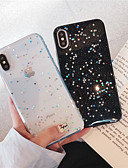 halpa iPhone kotelot-kotelo omena iphone xr / iphone xs max glitter shine / kuvio takakansi glitter shine soft tpu iphone x / xs / 6/6 plus / 6s / 6s plus / 7/7 plus / 8/8 plus