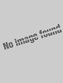 olcso Póló-V-alakú Női Pamut Póló - Egyszínű, Fodrozott / Pántos Fekete XL / Tavasz / Nyár / Ősz