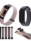 halpa Smartwatch-nauhat-Watch Band varten Fitbit Charge 3 Fitbit Urheiluhihna Nylon Rannehihna