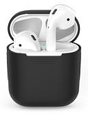 povoljno Maske za mobitele-Vreće, sanduke i Skins / Slušalice za slušalice Silicon Crn / Red / Blushing Pink 1 pcs