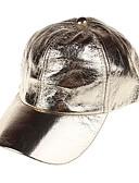 رخيصةأون قبعات الرجال-كل الفصول ذهبي فضي فوشيا قبعة البيسبول لون سادة للجنسين الدنيم,أساسي