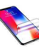 hesapli Cep Telefonu Kılıfları-Samsung GalaxyScreen ProtectorNote 9 Yüksek Tanımlama (HD) Tam Kaplama Ekran Koruyucular 1 parça TPU Hidrojel