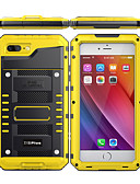 cheap iPhone Cases-Case For Apple iPhone XS Max / iPhone 6 Waterproof / Shockproof Back Cover Solid Colored Hard Metal for iPhone XS / iPhone XR / iPhone XS Max