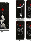 זול מגנים לטלפון-מגן עבור Xiaomi Xiaomi Redmi Note 5 Pro / Xiaomi Redmi Note 6 / Xiaomi Redmi Note 7 Pro תבנית כיסוי אחורי שמיים רך TPU / Xiaomi Redmi Note 4X