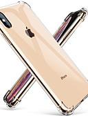 זול מגנים לאייפון-מארז iPhone xs iPhone xs מקס שקוף דק במיוחד למכסה אחורי קשיח עמיד tpu צבעוני קשה עבור iPhone 8 8 פלוס 7 פלוס 7 x