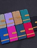 Недорогие Чехлы для телефонов-Кейс для Назначение Huawei Huawei P30 / Huawei P30 Pro / Huawei P30 Lite Кошелек / Защита от удара / со стендом Чехол Плитка Твердый текстильный