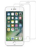 hesapli iPhone Ekran Koruyucuları-Apple iphone 5 için ekran koruyucu / iphone se / 5 s / iphone 6 temperli cam 2 adet ön ekran koruyucu yüksek çözünürlüklü (hd) / 9 h sertlik / 2.5d kavisli kenar