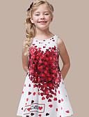זול שמלות לבנות-שמלה לב בנות ילדים