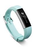 זול להקות Smartwatch-צפו בנד ל Fitbit Alta פיטביט רצועת ספורט סיליקוןריצה רצועת יד לספורט