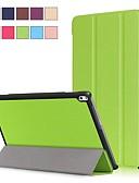 זול מגנים לטלפון-מארז lenovo 4 10 / Tab 4 10 פלוס אוטומטי שינה / להתעורר / מגנטי / רזה במיוחד במקרים גוף מלא מוצק בצבע קשה עור pu עבור הלוגו Lenovo 4 10 / lenovo tab 4 10 plus