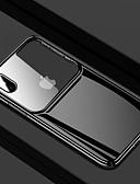 זול מגנים לאייפון-מגן עבור Apple iPhone XS / iPhone XR / iPhone XS Max מראה כיסוי אחורי אחיד קשיח זכוכית משוריינת