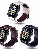 זול להקות Smartwatch-להקה לצפות בסדרה לצפות Apple 4/3/2/1 תפוח קלאסי אבזם עור אמיתי רצועת היד