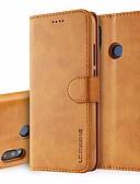 זול מגנים לטלפון-עור להעיף במקרה עבור huawei p20 / p20 Pro / p30 / p30 לייט / p30 פרו מקרה מקרה huawei עבור במקרה huawei במקרים להעיף את הארנק כרטיס מחזיק הספר
