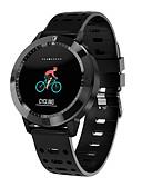 זול להקות Smartwatch-ST58S גברים חכמים שעונים Android iOS Blootooth עמיד במים מסך מגע מוניטור קצב לב מודד לחץ דם ספורטיבי מד צעדים מזכיר שיחות מד פעילות מעקב שינה תזכורת בישיבה