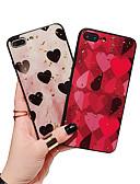 זול מגנים לאייפון-מגן עבור Apple iPhone XS / iPhone XR / iPhone XS Max תבנית כיסוי אחורי לב רך סיליקון