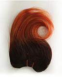 ieftine Romantic Lace-4 pachete Păr Brazilian Ondulat Păr Natural Țesătură 8 inch Umane Țesăturile de par Umane extensii de par