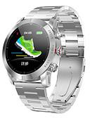 זול טישרטים לגופיות לגברים-s10 שעון חכם 1.3 '' ip68 עמיד למים nrf52832qfaa 512kb ROM קצב הלב לפקח תזכורת קבועה smartwatch