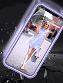 זול מגנים לאייפון-מארז iPhone עבור iPhone XS iPhone xs מקס כוננים קשיחים כיסוי גב מוצק צבעוני קשה עבור iPhone 7 iPhone 7 פלוס iPhone 8 iPhone 8 פלוס iPhone