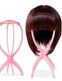 povoljno Ženske haljine-Wig Accessories Plastika Stalci za perike Špenadle Zgodna pohrana 1 pcs Dnevno Stilski Ružičasta