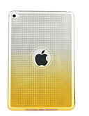 זול מגנים לאייפון-מגן עבור Apple מיני iPad 5 / iPad Air / iPad 4/3/2 שקוף כיסוי אחורי צבע הדרגתי רך TPU