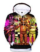 halpa Poikien hupparit ja collegepaidat-Lapset Taapero Poikien Perus Painettu Painettu Pitkähihainen Huppari ja college Sateenkaari
