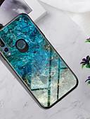 זול מגנים לטלפון-מארז זכוכית מחוסמת עבור huawei p smart plus 2019 p smart 2019 p smart z ליהנות 9s honor 10 לייט סיליקון tpu קצה מגן