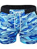 hesapli Erkek Mayoları-Erkek Havuz Gri Çocuk Bacak Altlar Mayolar - kamuflaj XL XXL XXXL Havuz