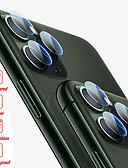 זול מגני מסך ל-iPhone-מגן עדשת מצלמה אחורית סרט זכוכית מחוסמת עבור iphone 11/11 pro / 11 pro max / xs max / xr / xs / x / 8plus / 8 / 7plus / 7 / 6plus / 6