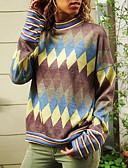 billige Skjorter til damer-T-skjorte Dame - Grafisk Vin