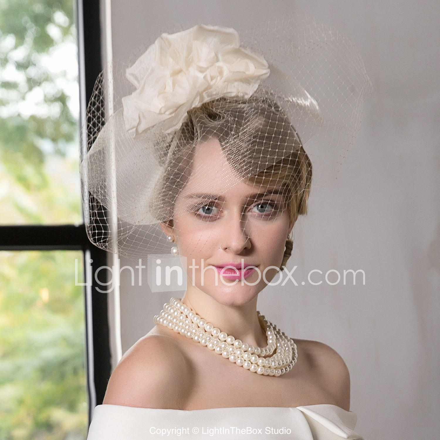 Silk Net Kentucky Derby Hat Fascinators Hats With 1 Wedding Special Occasion