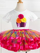 c2d098b67 رخيصةأون ازياء موضوع الفيلم والتلفزيون-Unicorn مهر كوستيوم لوليتا كلاسيكية  وتقليدية للفتيات للأطفال فساتين ثوب