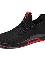 0ab62901be levne Pánské tenisky-Pánské Komfortní boty Tissage Volant Jaro Atletické  boty Běh Černobílá   Černočervená
