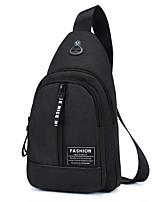 43ad014b8296 Недорогие Рюкзаки на одно плечо-Муж. Мешки Полиэстер / синтетика Слинг  сумки на ремне