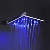 Alcachofas de Ducha Sprinkle®  ,  Moderno  with  Cromado Monomando 1 Orificio  ,  Característica  for LED