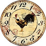 Animal Country Reloj de pared