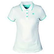 Mujer Camiseta para senderismo Al aire libre Secado rápido Transpirable Camiseta Top Deportes recreativos