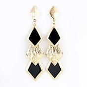 女性のファッション合金のイヤリング(より多くの色)クラシックな女性のスタイル