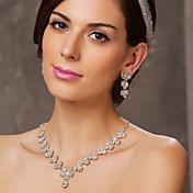 Mujer Otros Conjunto de joyas Pendientes / Collare - Regular Para Boda / Fiesta / Aniversario
