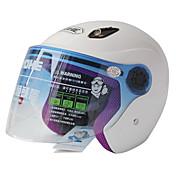836-rは、高品質の紫外線プルーフハーフフェイスヘルメット