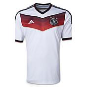 Jerseys 2014 copa del mundo copa del mundo alemania blanco partido en casa (ClimaCool)
