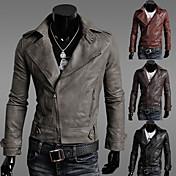 Menmaxメンズボディコンオートバイのジャケット