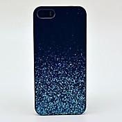 Para Funda iPhone 5 Diseños Funda Cubierta Trasera Funda Gradiente de Color Dura Policarbonato iPhone SE/5s/5