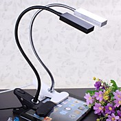 クランプ付き3W LEDテーブルランプ(220-240V)