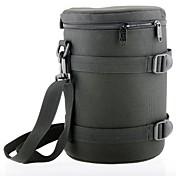 protector SAFROTTO e19 nylon acolchada lente de la cámara caja de la bolsa de la lente e-19 (245mm x 165mm x 165mm)