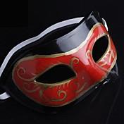 コスプレ マスク 男性用 ハロウィーン イベント/ホリデー ハロウィーンコスチューム プリント