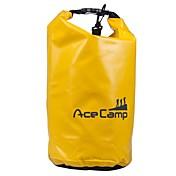 10 L Bolso seco impermeable Paquete de Compresión Bolsa seca Impermeable Secado rápido Resistente a la lluvia Cremallera impermeable A