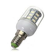 e14 ledスポットライト27 smd 5730 450-500lm暖かい白冷たい白色2800-3000k / 6000-6500k ac 220-240v