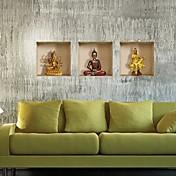 3D ウォールステッカー 3D ウォールステッカー 飾りウォールステッカー,ビニール ホームデコレーション ウォールステッカー・壁用シール For 壁